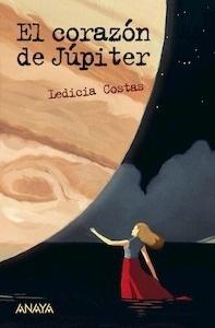 Libro: El corazón de Júpiter - Costas, Ledicia