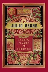 Libro: La vuelta al mundo en 80 dias - Verne, Julio