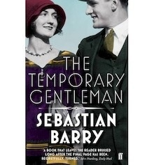 Libro: The Temporary Gentleman - Barry, Sebastian