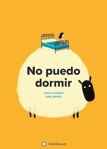 Libro: No puedo dormir - Iglesias, Gracia