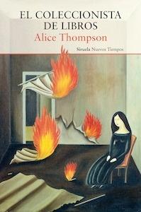 Libro: El coleccionista de libros - Thompson, Alice