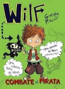 Libro: Wilf combate al pirata. Libro 2 - Pritchett, Georgia