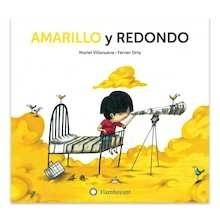 Libro: Amarillo y redondo - Villanueva Perarnau, Muriel