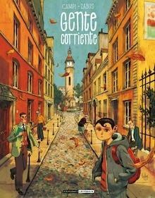 Libro: Gente corriente - Zabus, Vincent