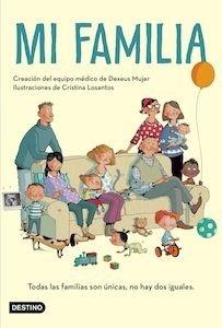 Libro: Mi familia - Losantos, Cristina