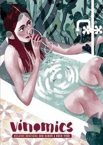Libro: VinÓmics. Relatos gráficos con sabor a buen vino - VV. AA.