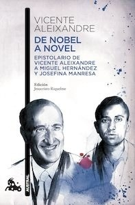 Libro: De Nobel a novel - Aleixandre, Vicente