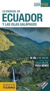 Libro: ECUADOR  y las Islas Galápagos   Guía Viva -2018- - Martín, Galo