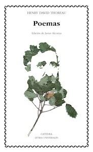 Libro: Poemas - Thoreau, Henry D.