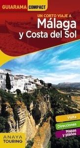 Libro: MÁLAGA y Costa del Sol  Guiarama  -2018- - Avisón Martínez, Juan Pablo