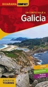 Libro: GALICIA   Guiarama  -2018- - Pombo Rodríguez, Antón