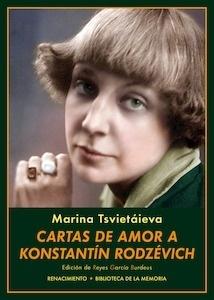 Libro: Cartas de amor a Konstantín Rodzévich - Tsvietaieva, Marina