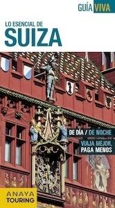 Libro: SUIZA Guía Viva  -2018- - Fernández, Luis Argeo
