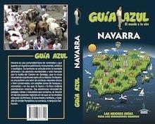 Libro: NAVARRA   Guía Azul  -2018- - Monreal Iglesia, Manuel
