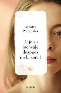 Libro: Deje su mensaje después de la señal - Portabales, Arantza