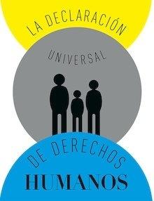 Libro: La declaración universal de derechos humanos - Jeunesse, Albin Michel