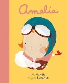 Libro: Mi Primer Pequeña &  Grande Amelia - Sánchez Vegara, Mª Isabel