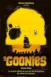 Libro: Los Goonies - Kahn, James