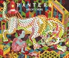Libro: Pantera - Evens, Brecht