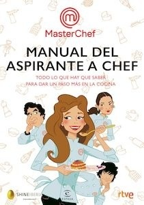 Libro: Manual del aspirante a chef - Shine