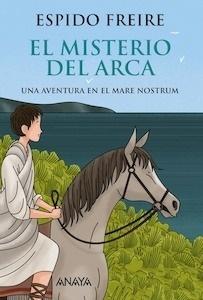 Libro: El misterio del arca - Freire, Espido