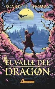 Libro: El valle del dragón. El gran temblor - Thomas, Scarlett