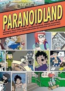 Libro: Paranoidland - Alvarez, Ismael