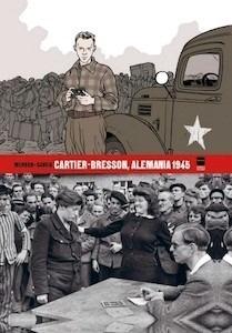 Libro: CARTIER-BRESSON. ALEMANIA 1945 - Savoia, Sylvain