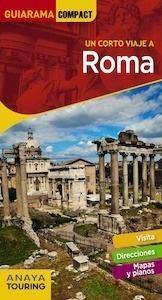 Libro: ROMA   Guiarama  -2018- - Pozo Checa, Silvia Del