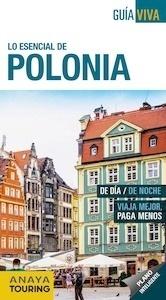 Libro: POLONIA   Guía Viva  -2018- - Cuesta, Miguel