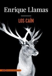 Libro: Los Caín - Llamas, Enrique