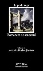 Libro: Romances de senectud - Vega, Lope De
