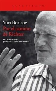 Libro: Por el camino de Richter - Borísov, Yuri