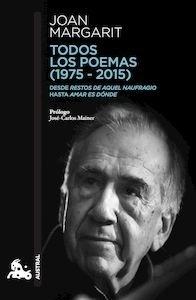 Libro: Todos los poemas (1975-2015) - Margarit, Joan