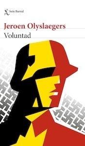 Libro: Voluntad - Olyslaegers, Jeroen