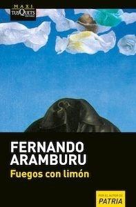 Libro: Fuegos con limón - Aramburu, Fernando