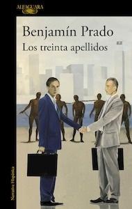 Libro: Los treinta apellidos - Prado, Benjamin