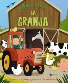 Libro: Asómate a la granja - Varios Autores