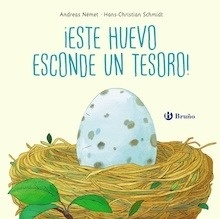 ¡Este huevo esconde un tesoro! - Schmidt, Hans-Christian