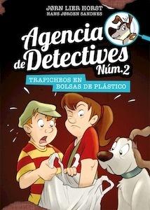 Libro: Agencia de Detectives Núm. 2 - 8. Trapicheos en bolsas de plástico - Horst, Jorn Lier