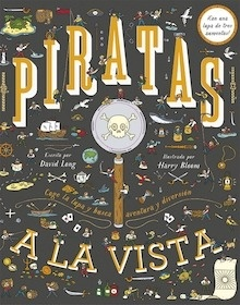 Libro: Piratas a la vista - Long, David