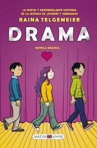Libro: Drama - Telgemeier, Raina