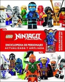 Libro: LEGO  Ninjago Enciclopedia de personajes - Varios Autores