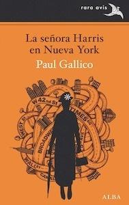 Libro: La señora Harris en Nueva York - Gallico, Paul