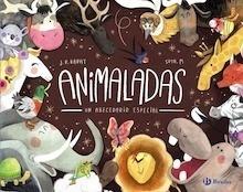 Libro: Animaladas. Un abecedario especial - Barat, J. R.