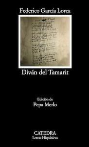 Libro: Diván del Tamarit - Garcia Lorca, Federico