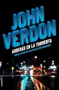 Libro: Arderás en la tormenta - Verdon, John