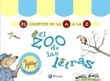 Libro: El zoo de las letras (32 Cuentos de la A a la Z) - Doumerc, Beatriz