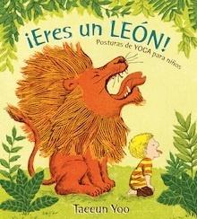 Libro: ¡Eres un león! - Yoo, Taeeun
