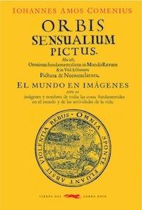 Libro: Orbis sensualium pictus - Comenius (Jan Amos Komensky)
